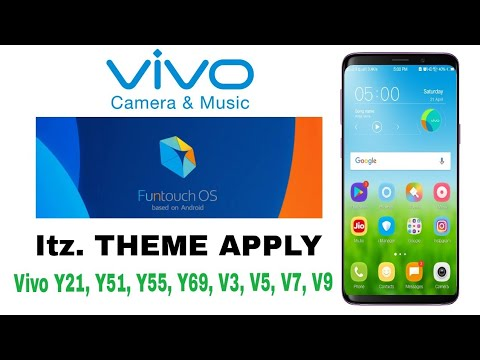 Vivo Themes : How To Apply itz in All Vivo Phones