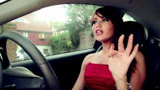 The Only Way Is Essex: Amy Childs and Sam Faiers driving
