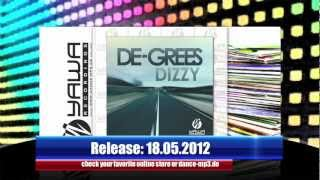 DE-GREES - DIZZY (Radio Edit)