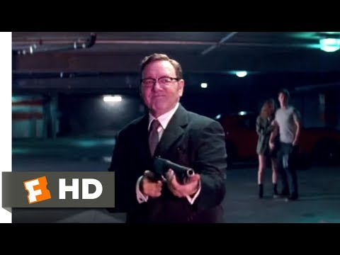 Baby Driver (2017) - Told You to Run Scene (9/10) | Movieclips