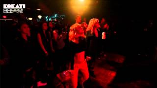 LIVE IN DC: KOKAYI performing Gilders Live at the Rock and Roll Hotel