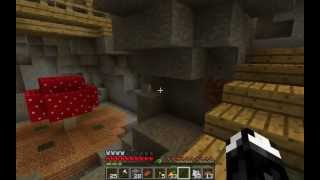 Dust On Chex Mex MineCraft Server ep. 18 (Stupid Stupid Mushroom!)