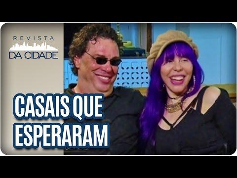 Casais  que Escolheram Esperar o Casamento - Revista da Cidade (25/01/17)