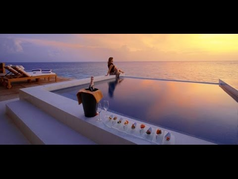 Lily Beach Resort & Spa, Maldives - Unravel Travel TV