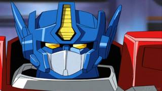 Transformers Armada - 32 - Past (Part 2) 1/3 HD