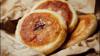 HOTTEOK recipe - PANCAKE kiểu Hàn