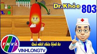 Dr. Khỏe - Tập 803: Quả Nhót Chữa Bệnh Ho