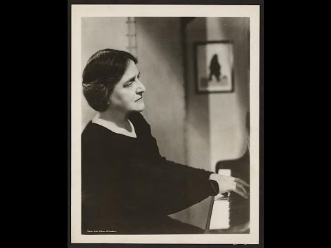 "Myra Hess plays Howard Ferguson's ""Five Bagatelles"", Opus 9"