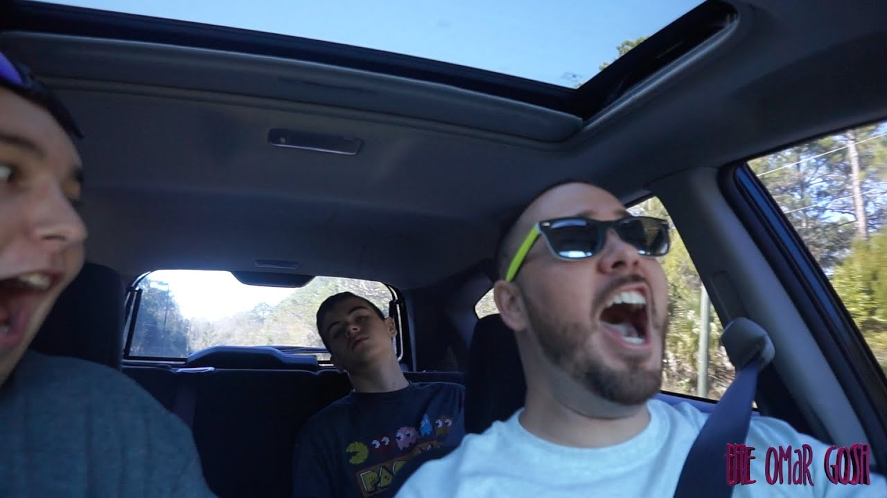How to wake up friends that fall asleep in the car youtube ccuart Choice Image