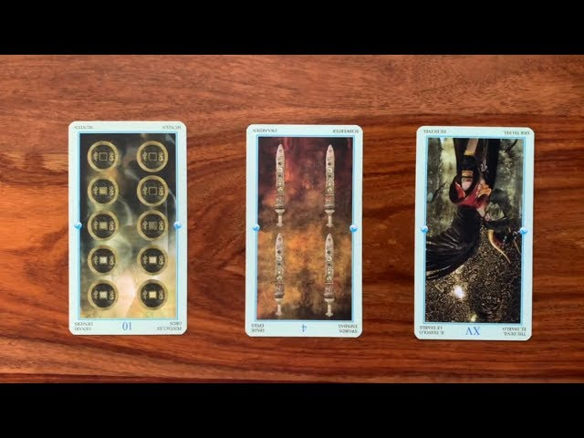 Daily Tarot Reading for 24 March 2019 | Gregory Scott Tarot
