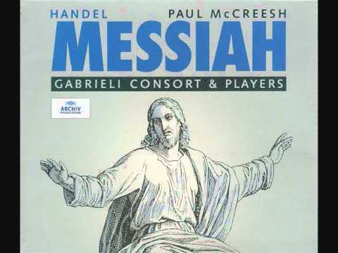 Haendel: Messiah, HWV 56, part I, Nos. 1-3  [McCreesh]