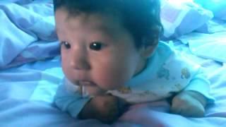 El bebe mas lindo del mundo...