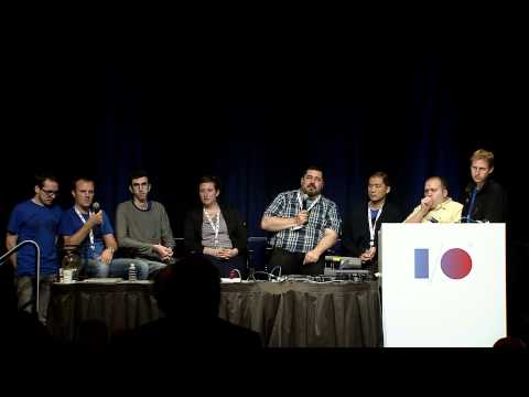 Google I/O 2013 - Fireside Chat With The Google Maps Team