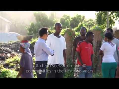 dloHaiti video -- Leopard Haiti Fund's first investment