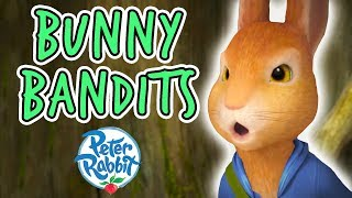 Peter Rabbit - The Bunny Bandits   Summer Season Compilation