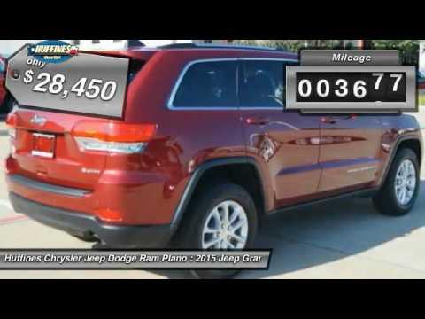 2015 Jeep Grand Cherokee Plano, Frisco, Allen, Mckinney TX D6245