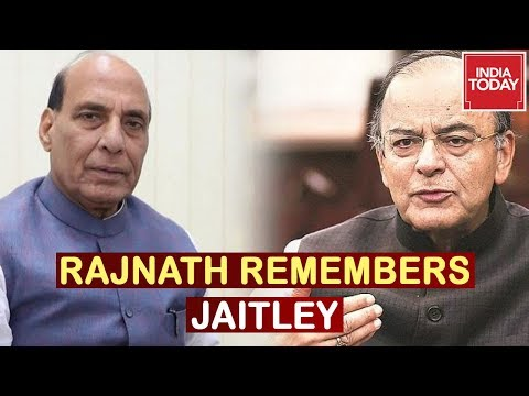 Arun Jaitley An Asset For The Country, For The Govt, And For The Party: Rajnath Singh