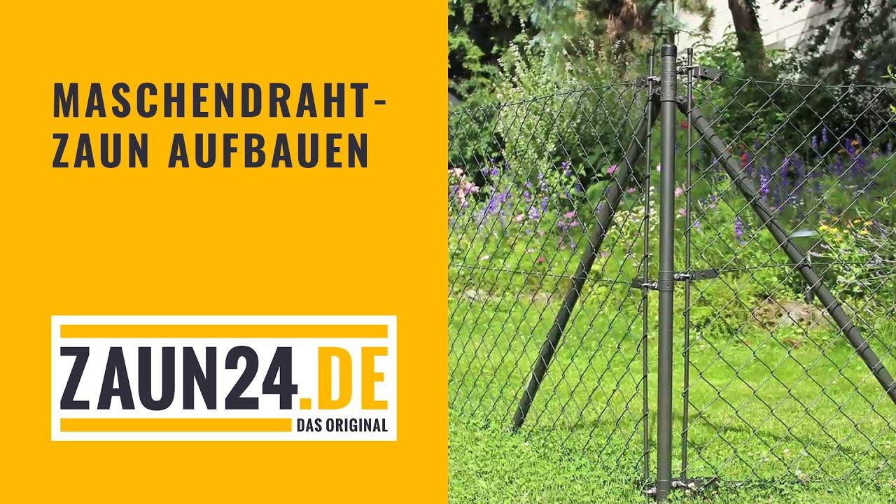 mit Schellen /Ø 34 mm f/ür Zaunh/öhe 150 cm /Ø 34 mm//L/änge 200 cm Strebensatz zum Maschendrahtzaun