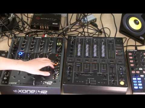 Allen & Heath XONE vs Pioneer DJM Mixers: Fundamental Differences