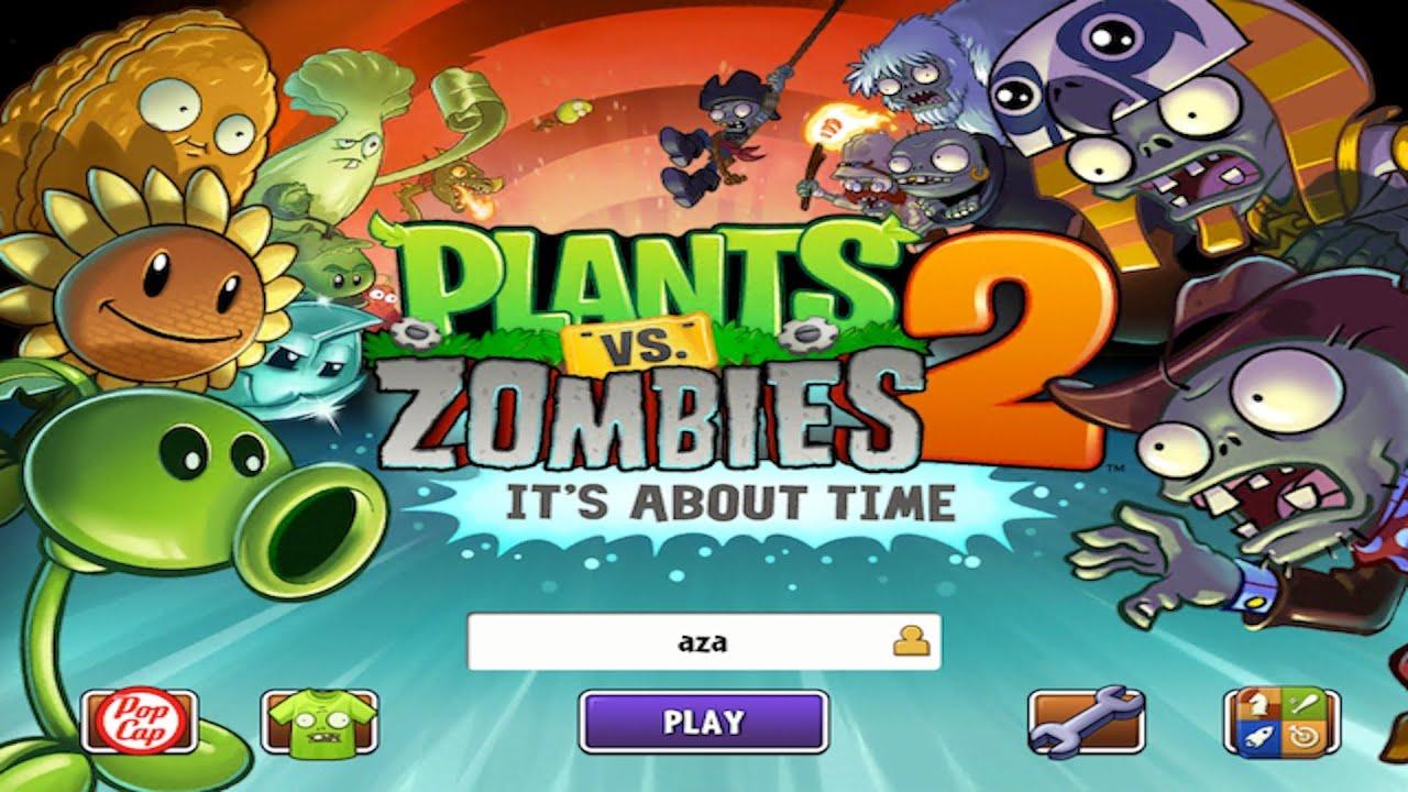 Plant vs zombie 2 bug iphon 5s