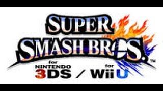 Super Smash Bros 3ds/WiiU Roblox Trailer 2