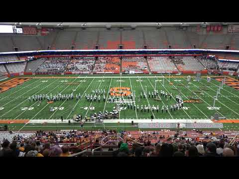 2019 Horseheads High School Marching Ensemble At Domes