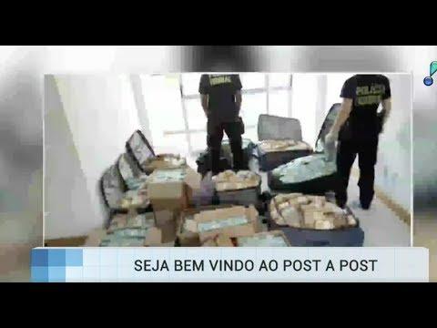 """Post a Post repercute mala """"recheada"""" de Geddel e furacão no Caribe"""