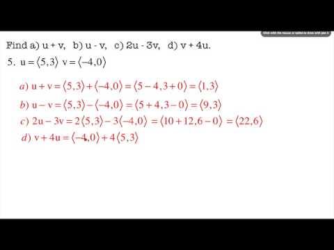 MCHS - Math Analysis 6.3 Part 1