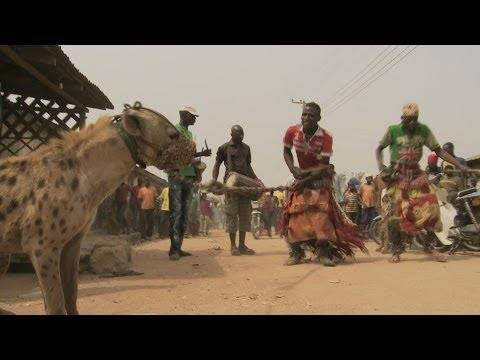 Faces Of Africa - The Hyena Men (Promo)