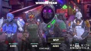 3 MVP in 3 Consecutive Zone Control Match! 😎