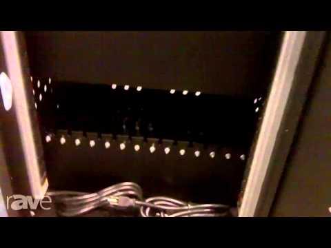 InfoComm 2013: Luxor   H. Wilson Shows Off RFID Locking Tablet Cart
