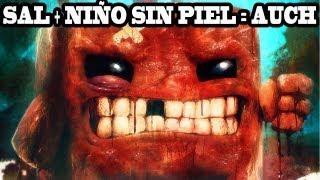 SUPER MEAT BOY | Niño sin Piel + Sal = AUCH! - #3