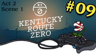 Kentucky Route Zero [09] - Act 2 Scene 1
