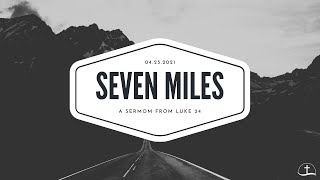 April 25th, 2021 Sunday Service // Owen Sound Alliance Church