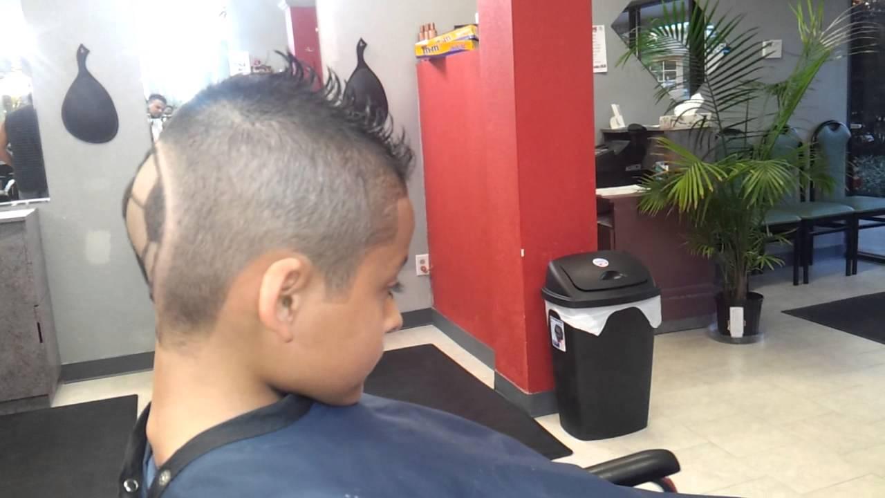 Hair Designs, Soccer B...