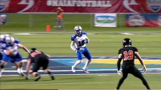 University of Saint Francis (Indiana) Highlights from the 2016 NAIA Championship