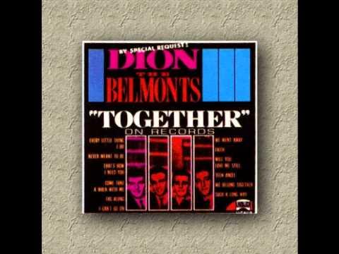 Dion & the Belmonts - I Wonder Why (alternate take).wmv