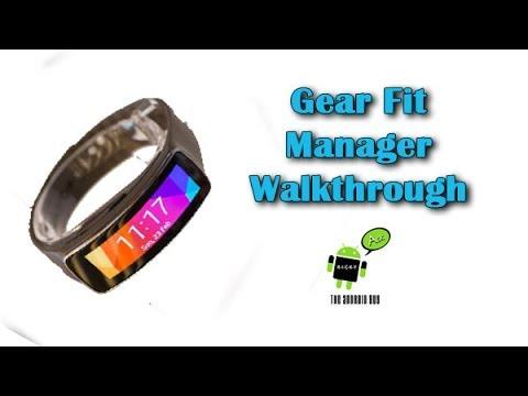 Gear Fit Manager Walkthrough