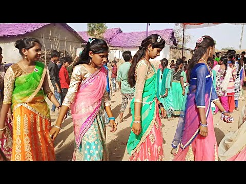 Alkesh Bhabhor - Sister Marriage - Timli Dance - Hit Timli Song Adiwasi - Love Letter - Dahod