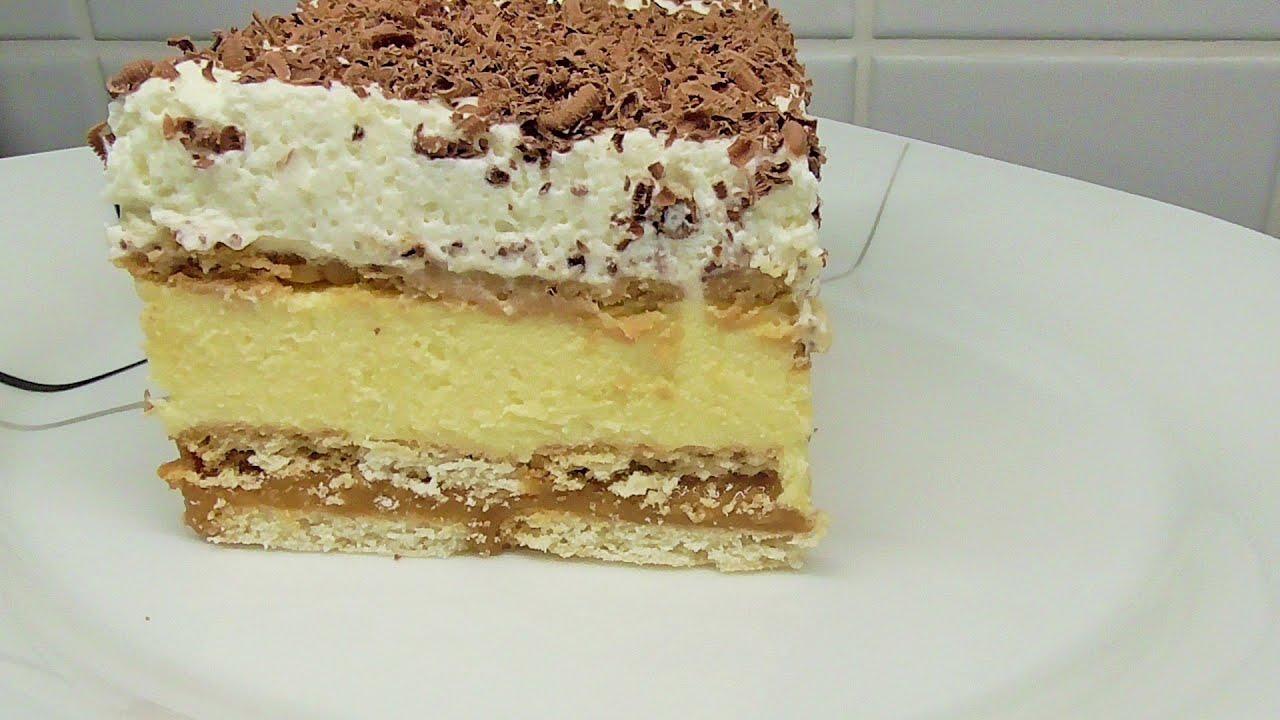 Pyszne Ciasto 3 Bit Bez Pieczenia Kasia Ze Slaska Gotuje Youtube