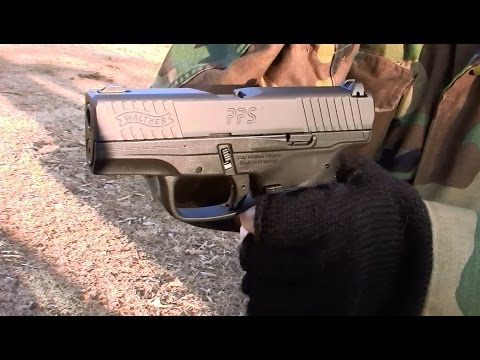 Walther PPS M2 Review - Walther Roundup Part 9 - YouTube