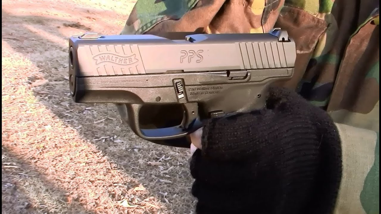 Walther PPS M2 Review - Walther Roundup Part 9
