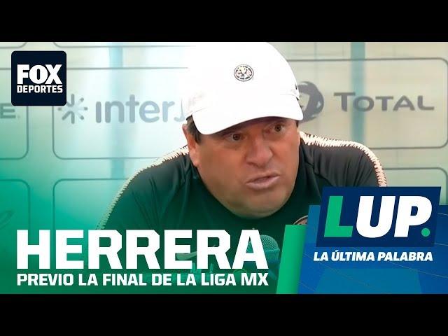 """""""Tengo al equipo más sólido"""": Miguel Herrera"""