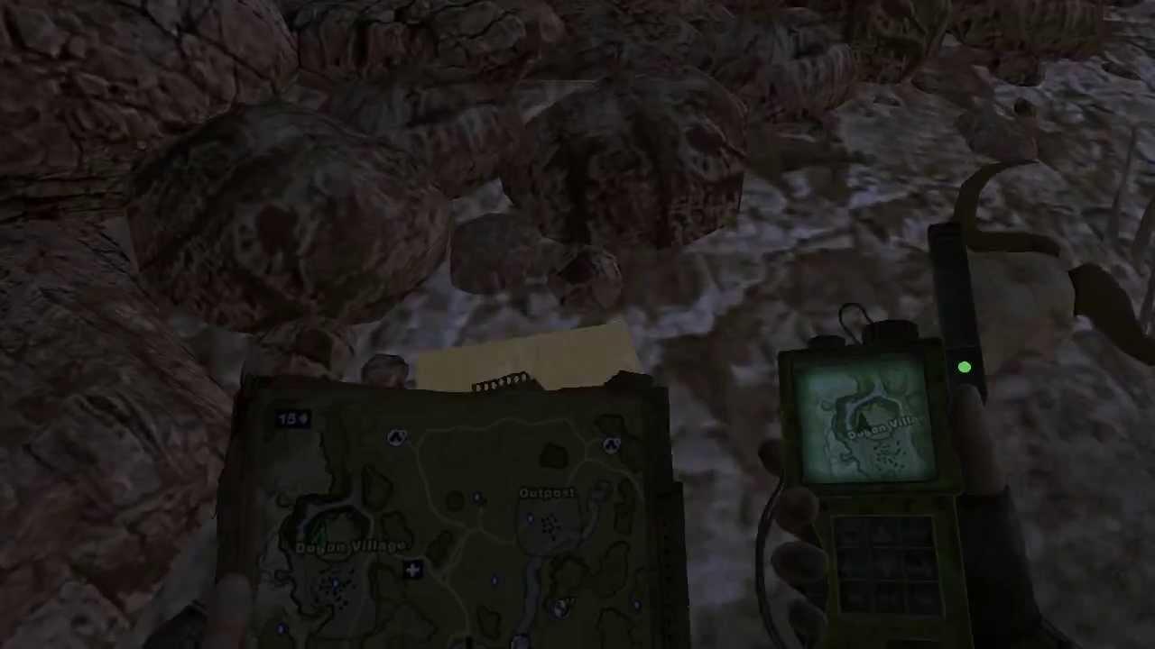 Far Cry 2 Diamond On Dogon Village Youtube