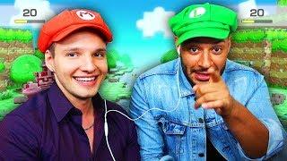 WAS IST AUS UNS GEWORDEN ?? (Mario Party Switch)