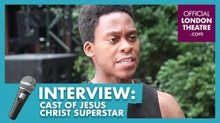 Interview: Jesus Christ Superstar