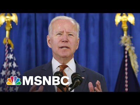 Biden Faces 'Urgent Domestic Diplomacy' After First Overseas Trip