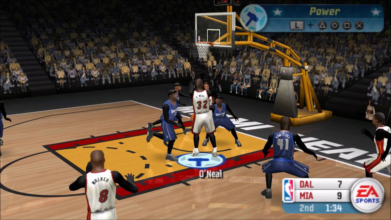 These are the Top 5 NBA Video Games