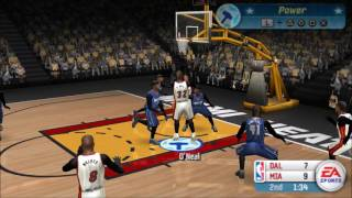 NBA Live 06 PSP Gameplay HD