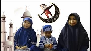 Aku Ingin jadi Hafidz Qur'an (Cover)